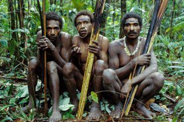 Zulu-tribe